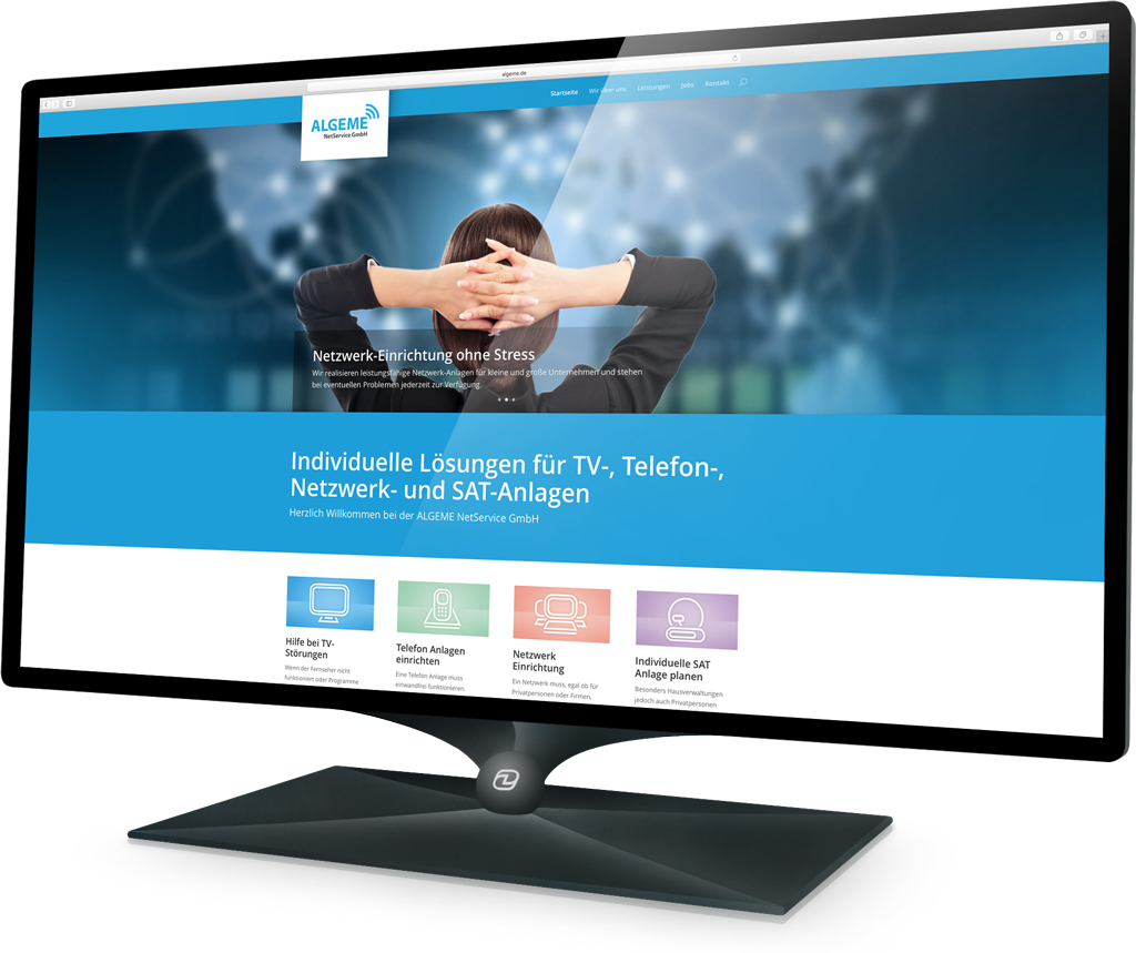 Webdesign AG-Networx GmbH (Demski Design)