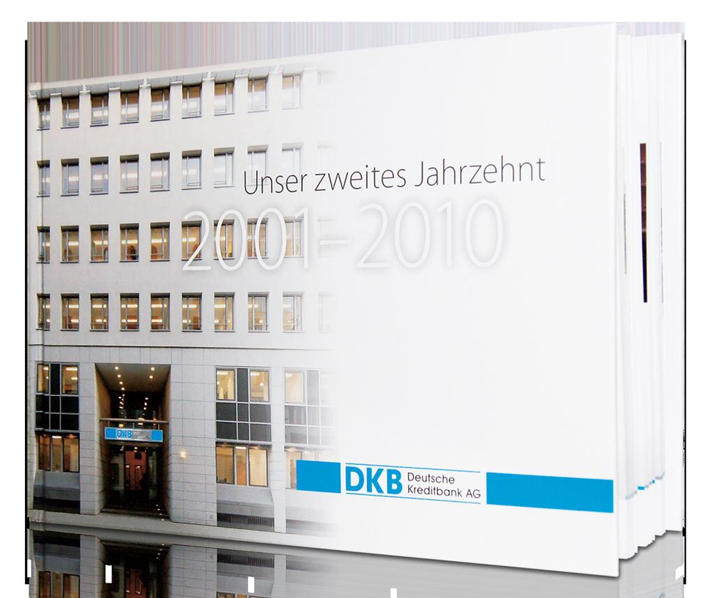 10-Jahres Chronik der DKB