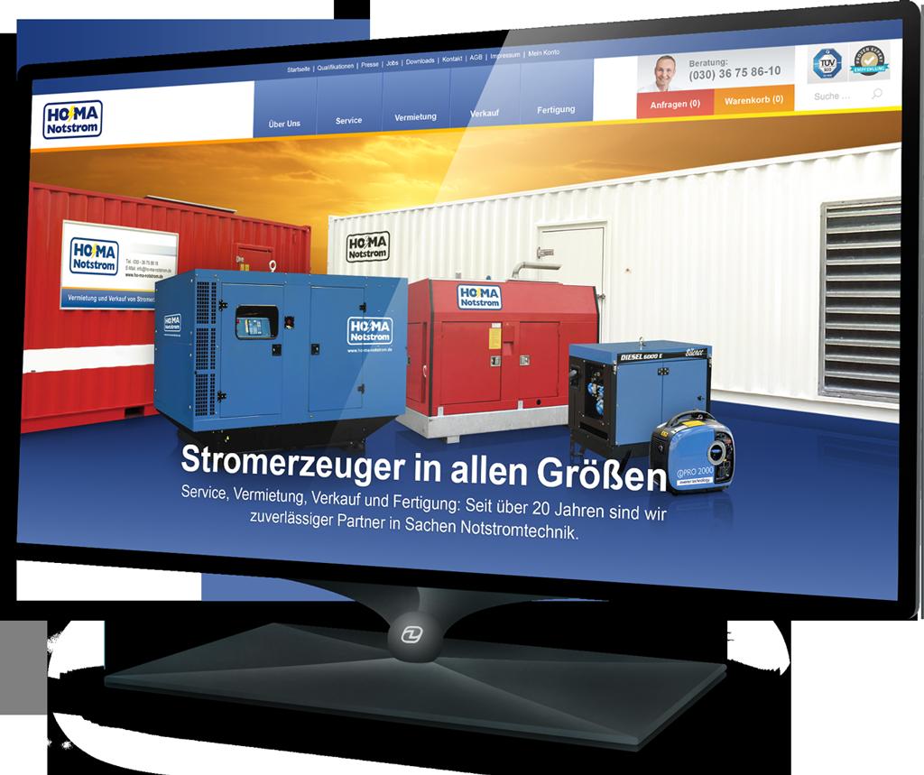 Webdesign AG-Networx GmbH (Demski Design)